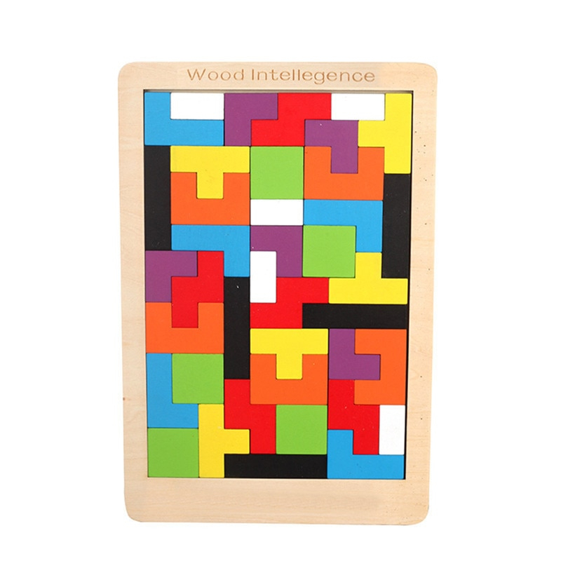 Wooden 3D Tetris Puzzle   Perfect Choices In A Single Roof  Wise Outlets 