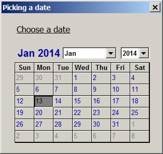 Control Calendar En Excel 2013 | Blank Calendar Template Uk 2014