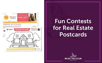Fun Contests for Real Estate Postcards