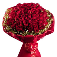 Passion In My Dreams 75 Red Roses