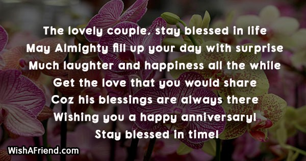 the lovely couple stay