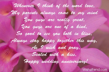 Anniversary Poems 25th Wedding For Wife Invitation Sample