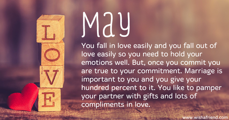 What Does Your Birth Month Say About Your Love Life