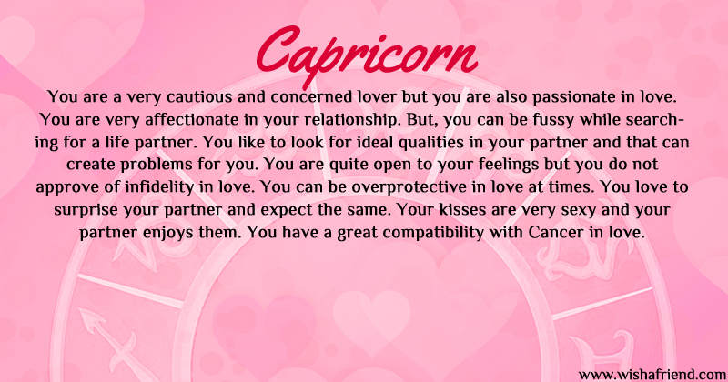 What Does Your Zodiac Sign Say About Your Love Life