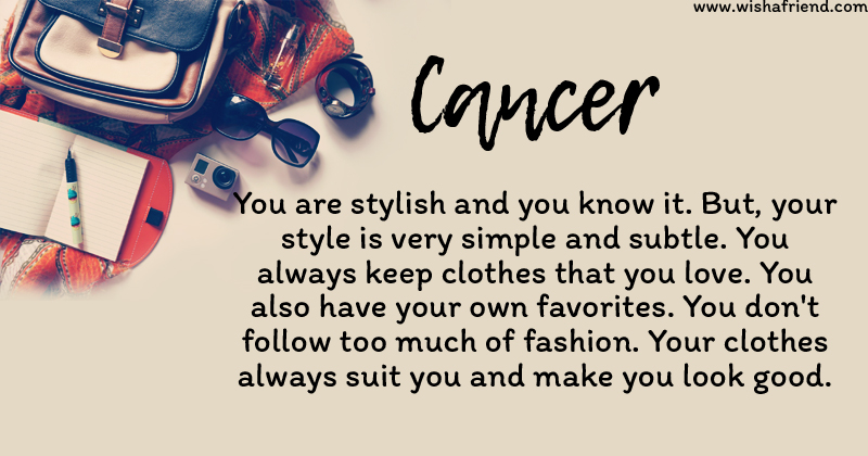 What Does Your Zodiac Sign Say About Your Fashion Sense