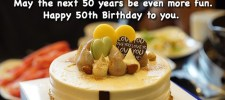 617 50th birthday wishes - 50th Birthday Wishes