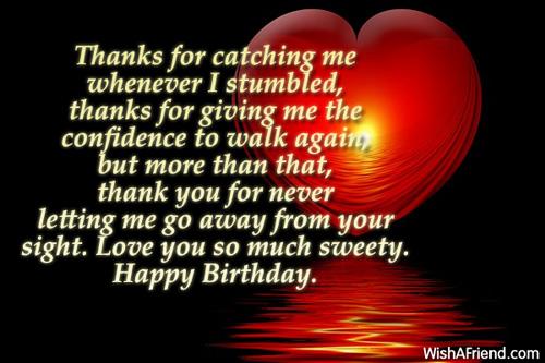Birthday Wishes For Boyfriend Page 2