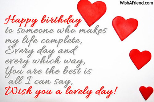Birthday Wishes For Wife Page 3