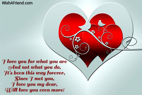I Promise Love You Forever Quotes