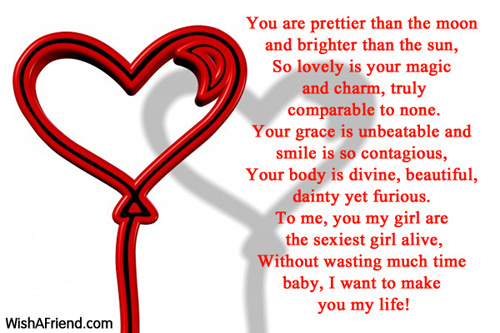 Image result for i love my wife poem
