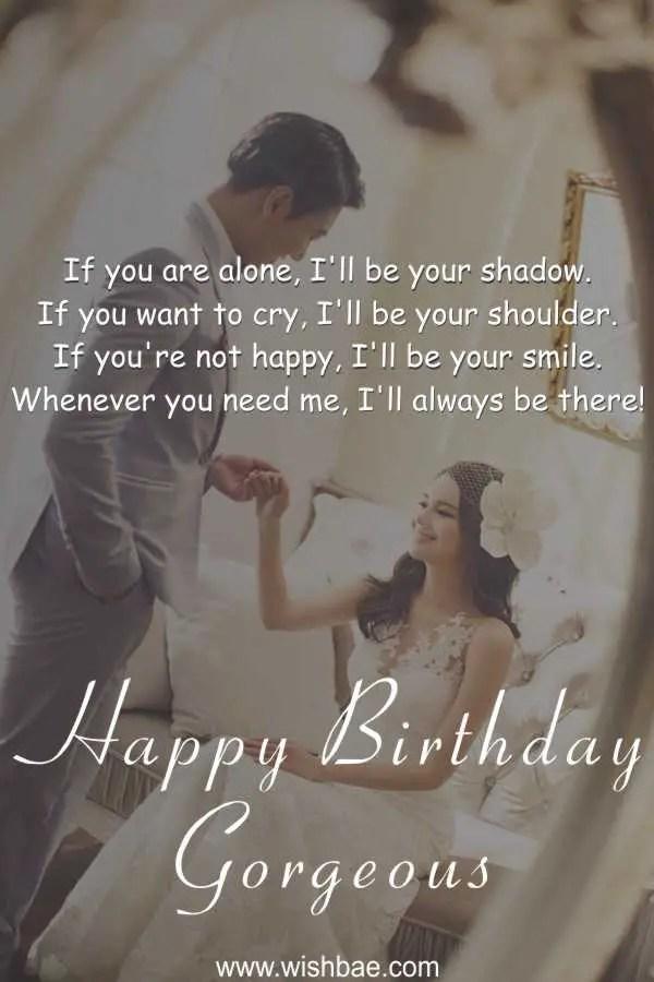 happy birthday girlfriend unique