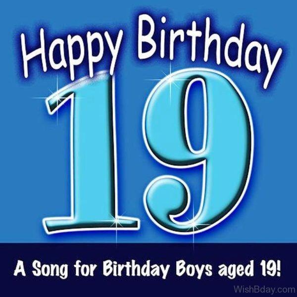 51 19th Birthday Wishes
