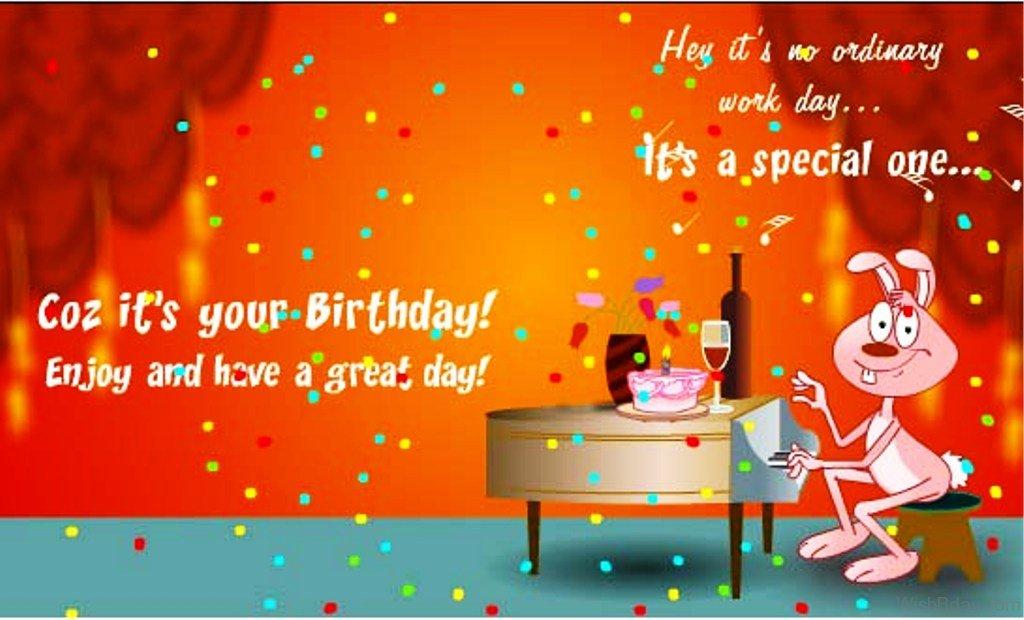 25 Funny Birthday Wishes