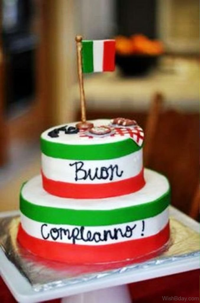20 Italian Birthday Wishes