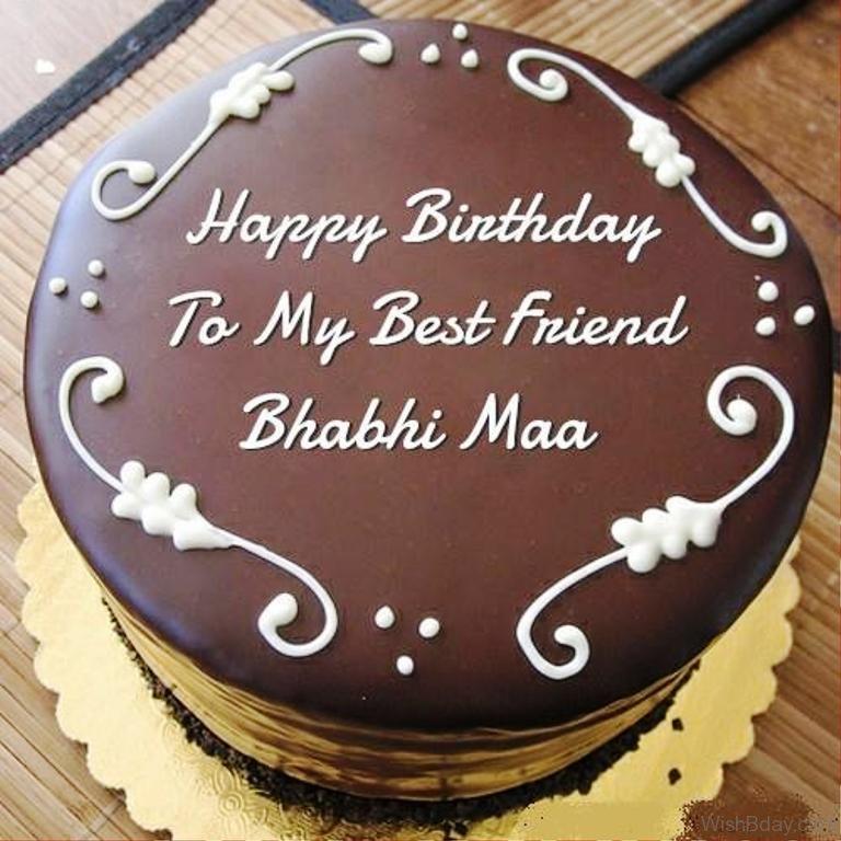 32 birthday wishes bhabhi