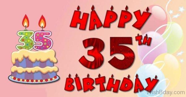 21 35th Happy Birthday Wishes