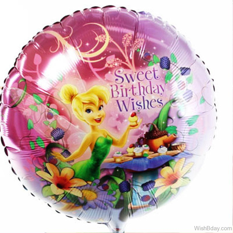 35 Tinkerbell Birthday Wishes