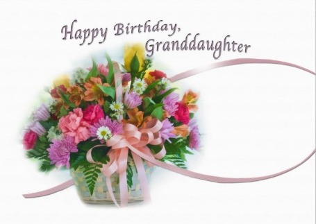 Birthday Wishes For Granddaughter Page 4