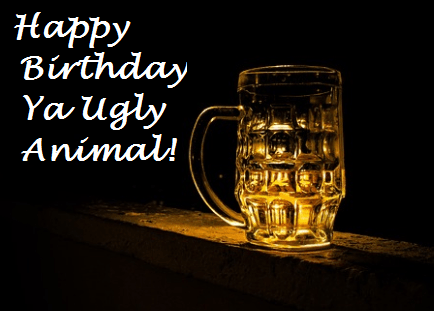 Birthday Wishes With Alcohol Page 3