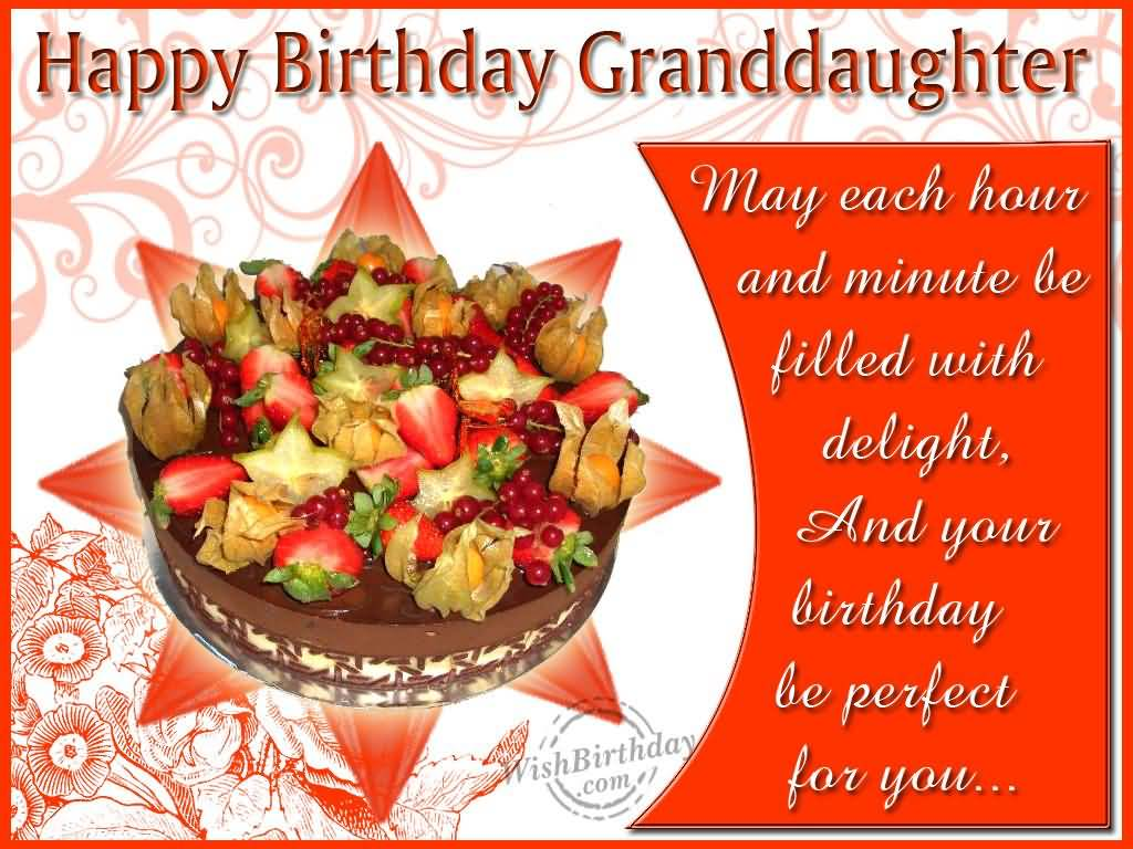 Birthday Wishes For Granddaughter Page 2