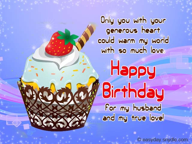 Birthday Wishes For Husband Page 9