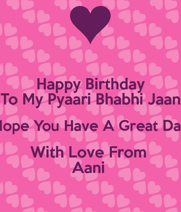 Birthday Wishes For Bhabi Page 2
