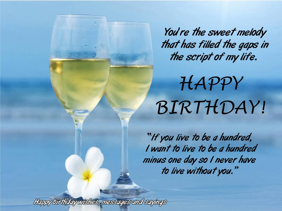 Birthday Wishes With Alcohol Page 2