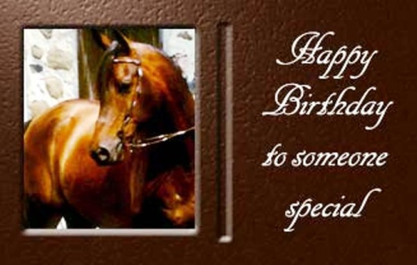 Birthday Wishes With Horse Page 2