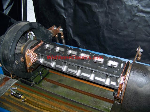 Triumph Tr3 Wiring