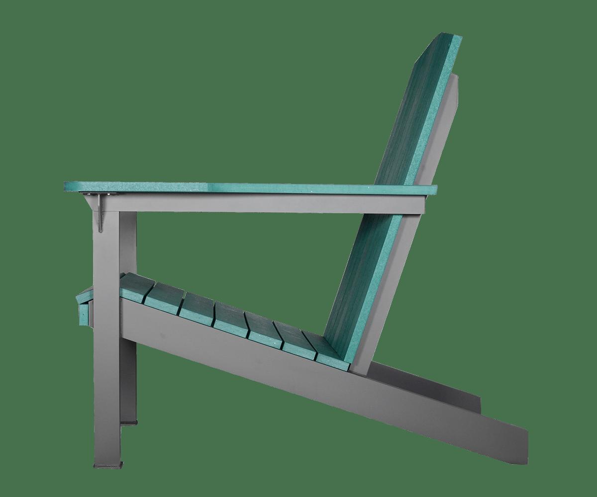 adirondack chair plans dxf cradle rocking super sized version wishbone site
