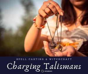 Charging a Talisman