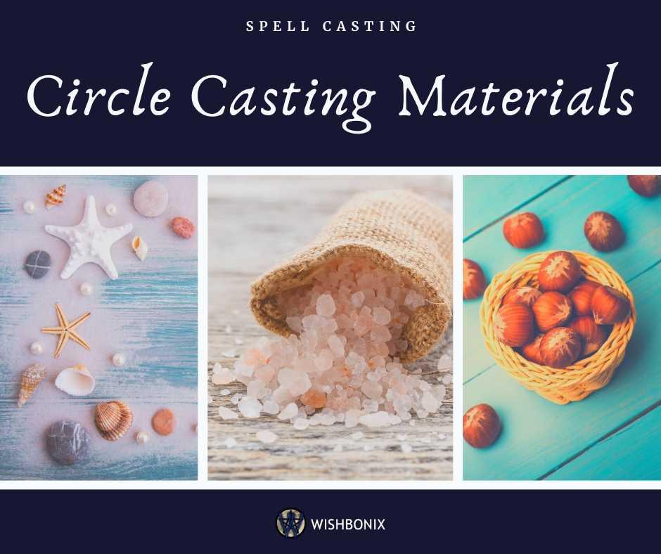 Circle Casting Materials