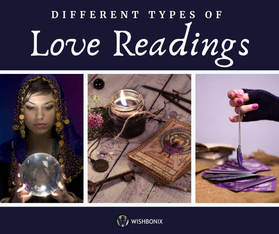 Types of Love Readings