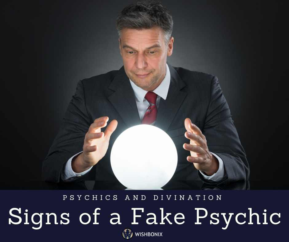 Signs of a Fake Psychic