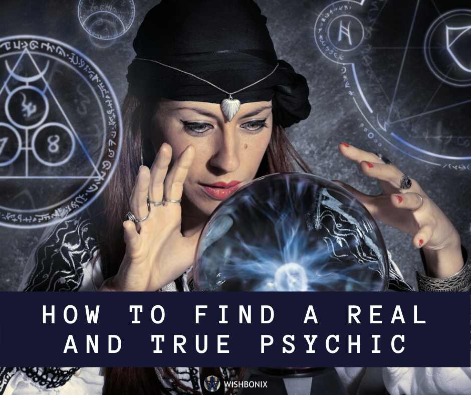 How to find a real psychic