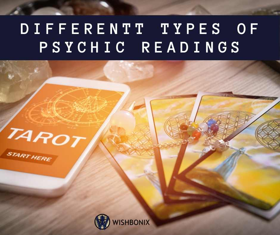 Different Types of Psychic Readings
