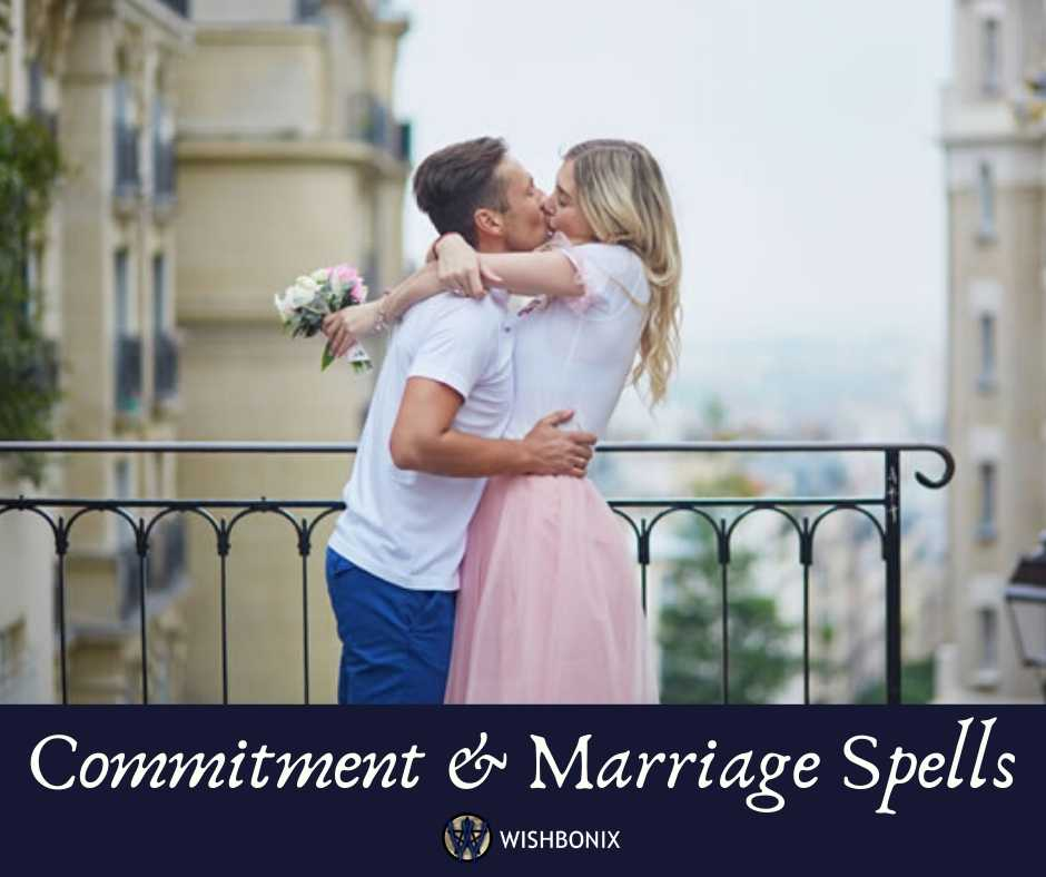 Commitment and Marriage Spells