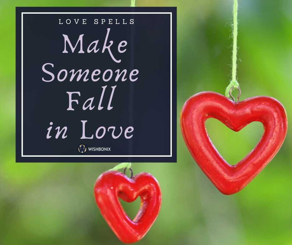 Love Spell to Make Someone Fall in Love