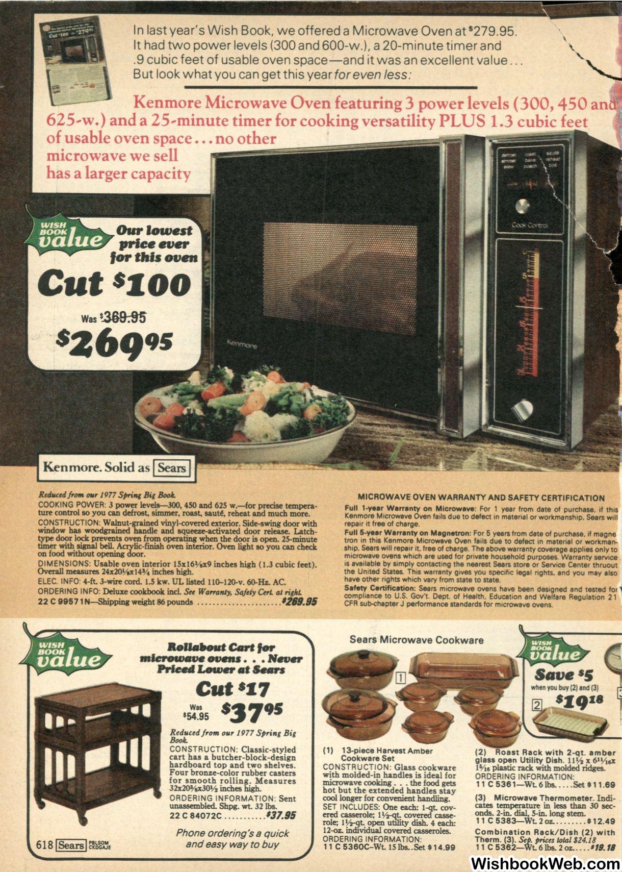 1977 sears wishbook