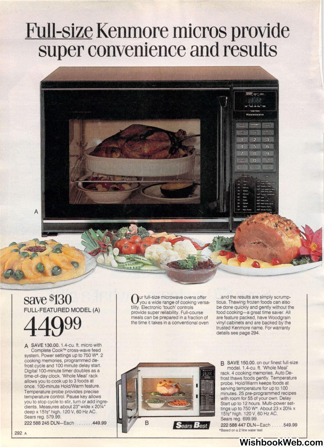 1987 sears canada wishbook