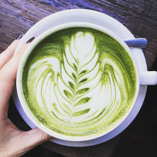 Sawada Coffee Chicago, Chai Tee Latte