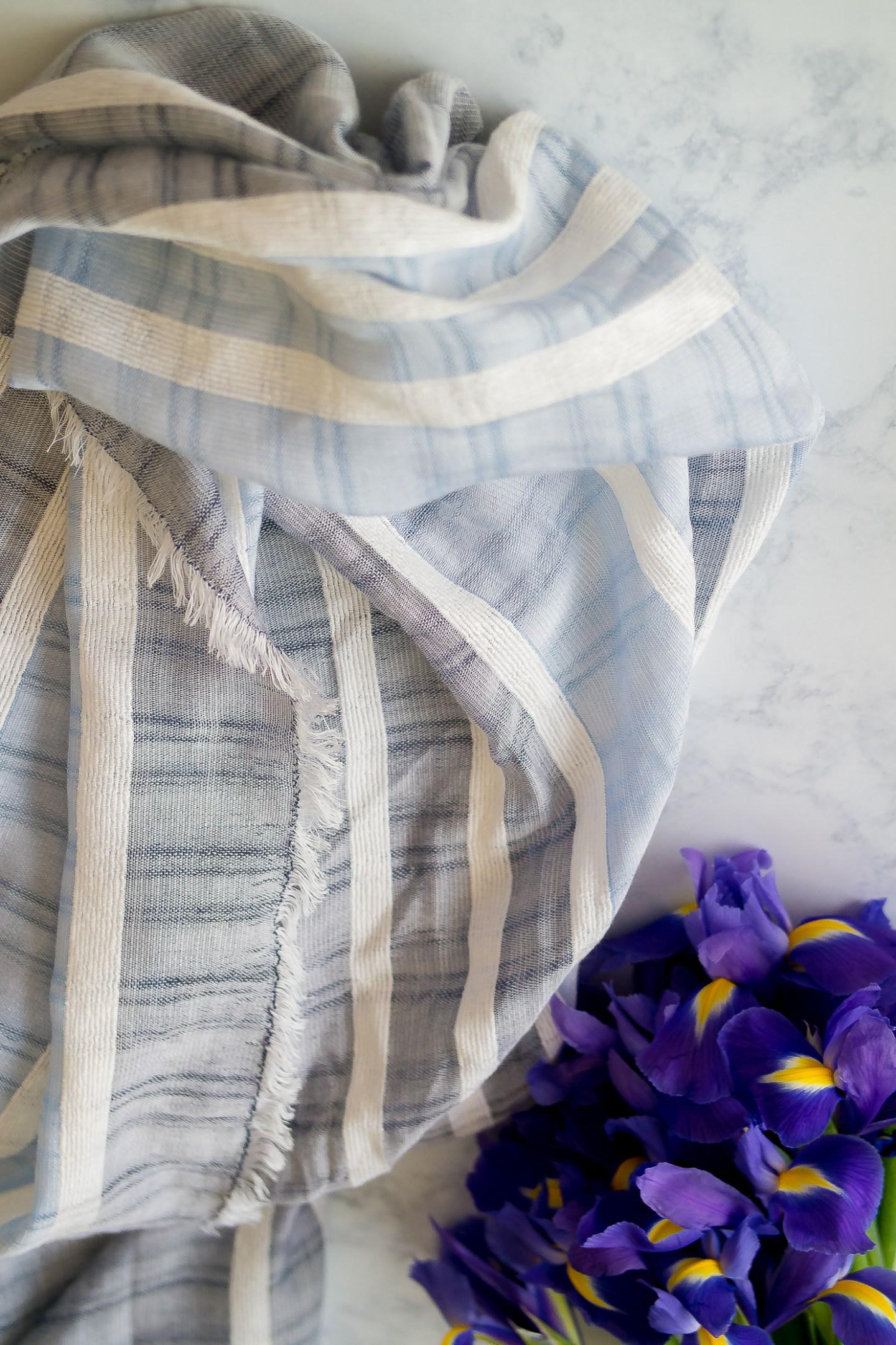 target-blue-striped-scarf