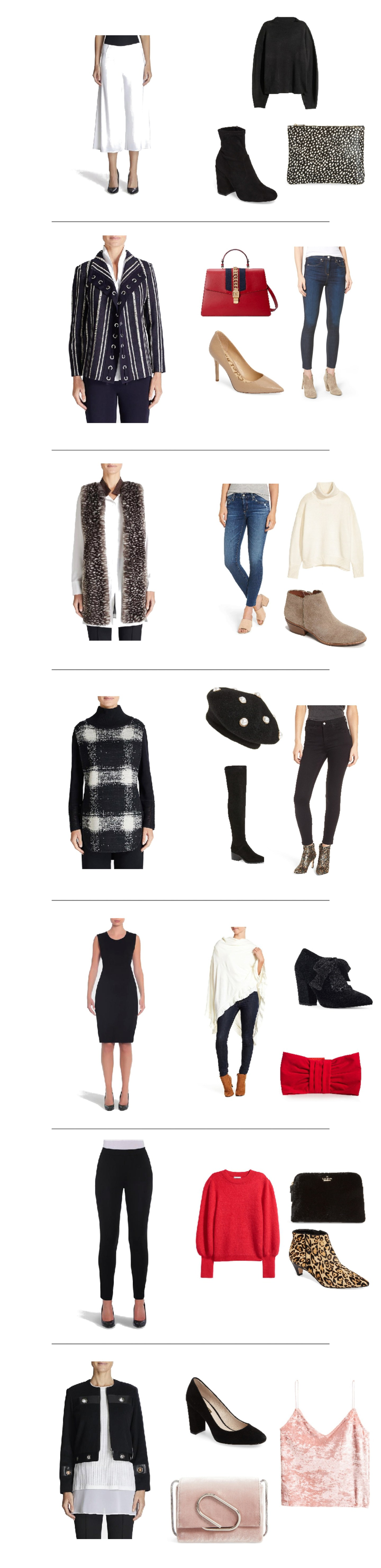 sophisticated holiday outfit ideas with misook, sophisticated holiday fashion, how to add an element of sophistication to your wardrobe