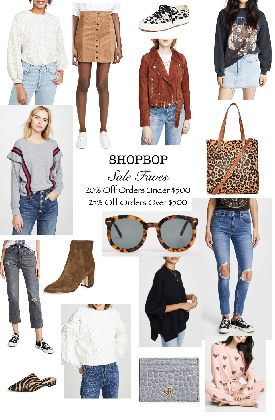 how to get new designer fashion at a discount, Shopbop, sale, fall fashion