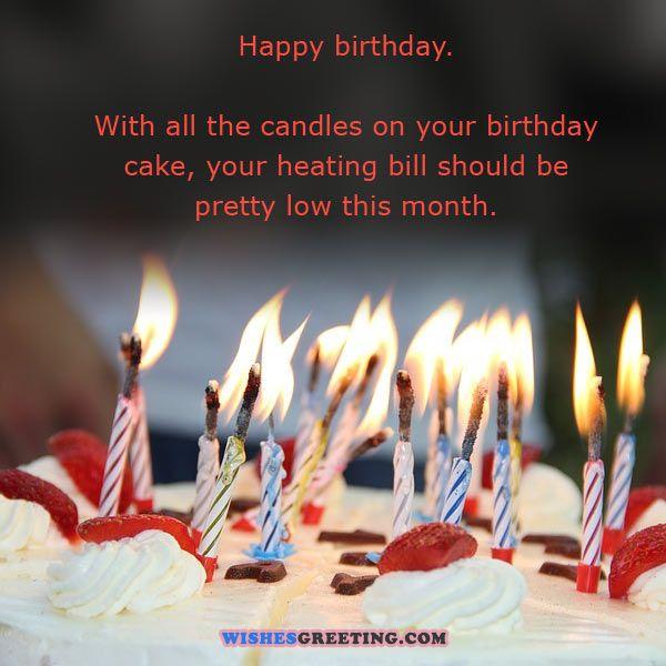 105 funny birthday wishes