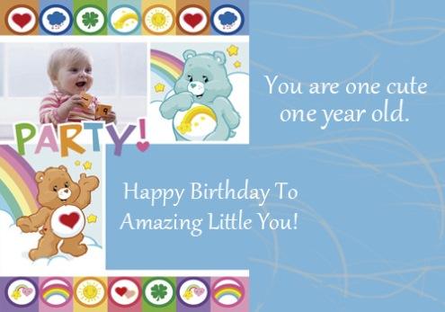 happy birthday baby wishes