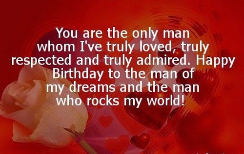 Birthday Quotes For Boyfriend In English Gift Ideas