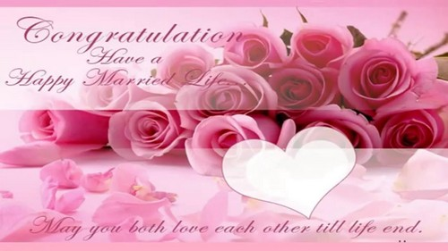 60 marriage wishes and