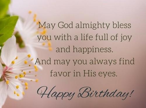 40 happy birthday prayers