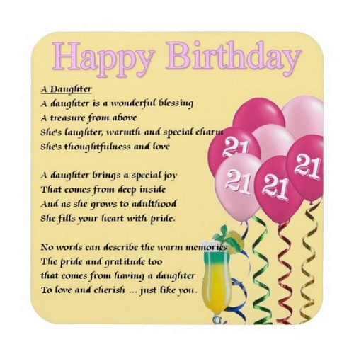 21st birthday quotes and